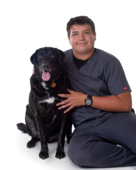 Jaxon Tidd, Veterinary Technician