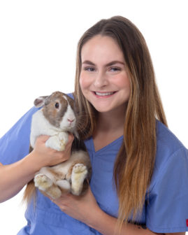 Michaela Stoddard, Veterinary Technician